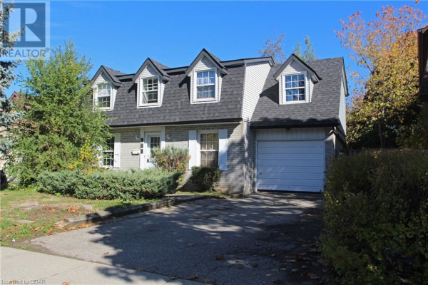 359 IRONWOOD Road, Guelph