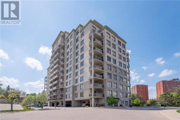 539 BELMONT Avenue W Unit# 1009, Kitchener
