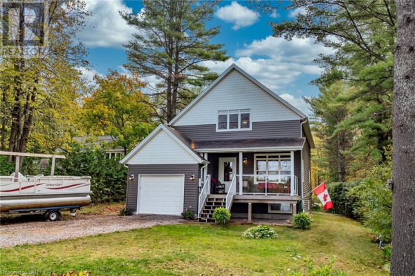 1157 SOUTH MORRISON LAKE Road, Gravenhurst