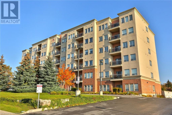 1499 NOTTINGHILL Gate Unit# 404, Oakville