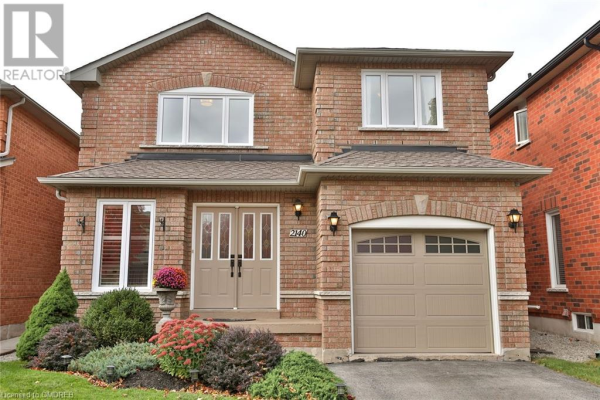 2140 STILLMEADOW Road, Oakville