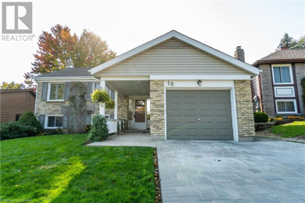 10 WESTHILL Road, Guelph