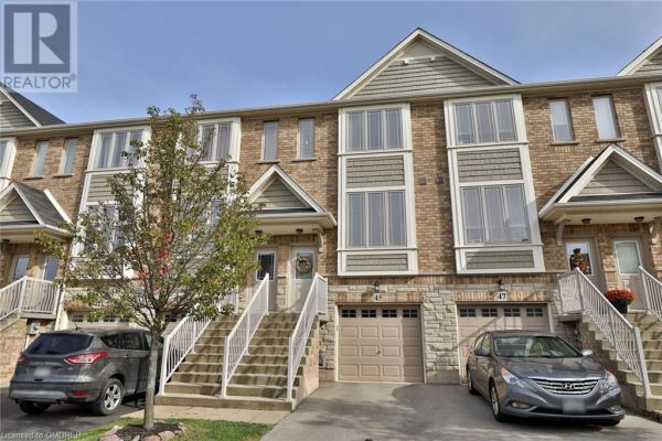 8 HEMLOCK Way Unit# 45, Grimsby