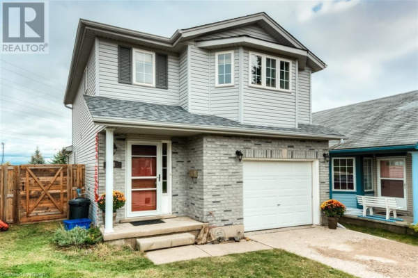 48 MILFOIL Crescent, Kitchener
