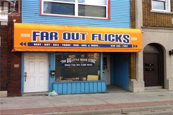94 QUEEN Street S, Kitchener