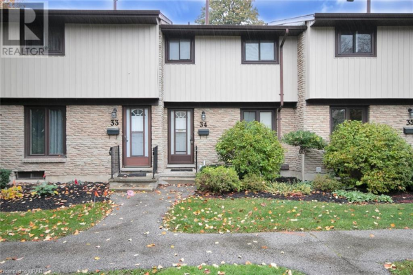 91 AVONWOOD Drive Unit# 34, Stratford