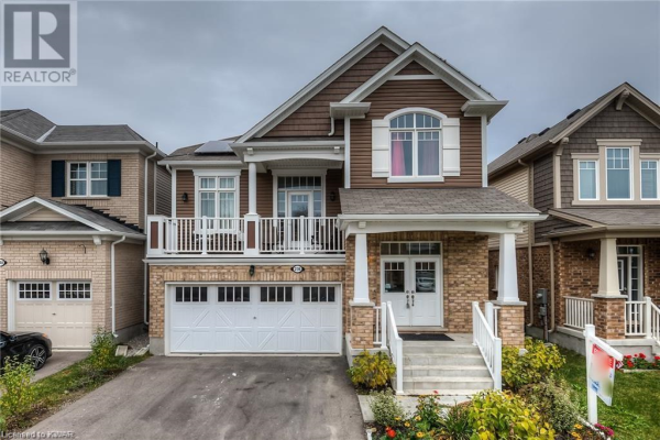 236 FALLING GREEN Crescent, Kitchener