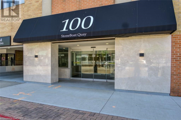 100 BRONTE Road Unit# 11, Oakville