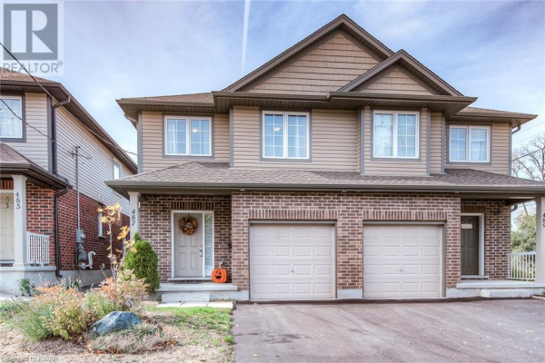 487 LEANDER Place, Kitchener