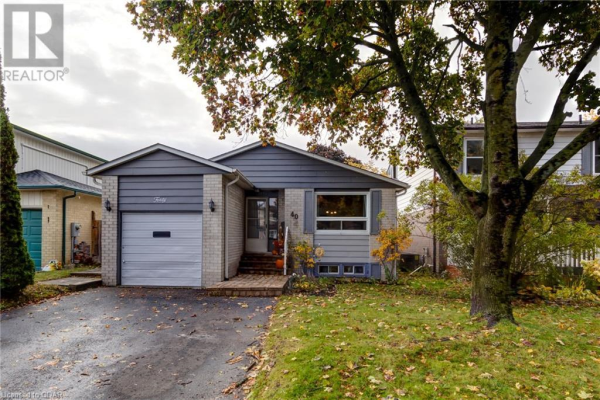 40 ARTHUR MARK Drive, Port Hope