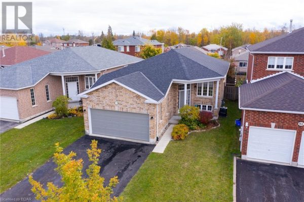 59 JAGGES Drive, Barrie