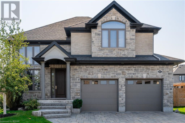 817 COPPER RIDGE Drive, Waterloo