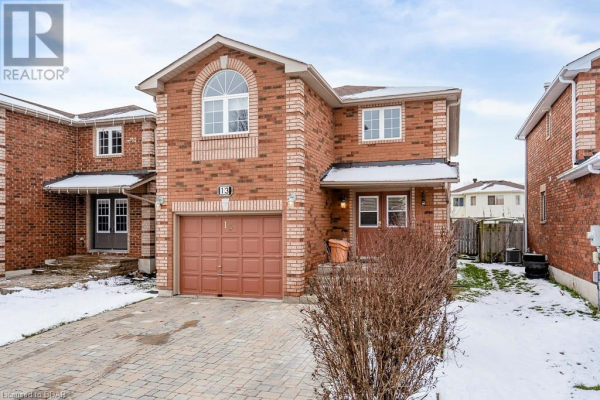 13 COUGHLIN Road, Barrie