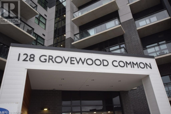 128 GROVEWOOD Common Unit# 123, Oakville