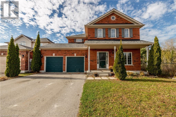 27 LAKEWOODS Court, Barrie