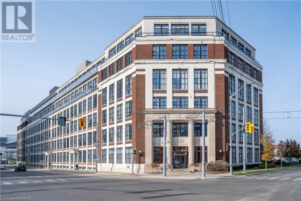 404 KING Street W Unit# 608, Kitchener
