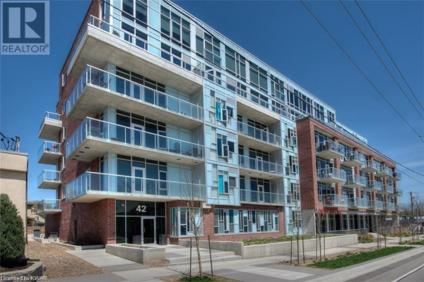 42 BRIDGEPORT Road Unit# 414, Waterloo