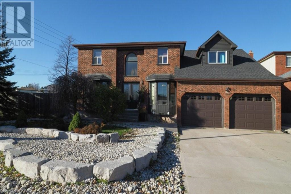 256 HIGHVIEW Drive, Kitchener