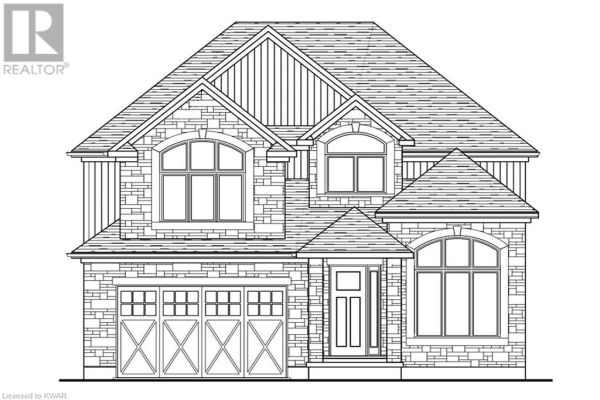 450 BRIDGEPORT Road Unit# Lot 6, Kitchener