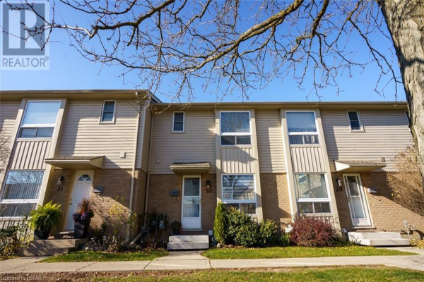 626 WHARNCLIFFE Road S Unit# 30, London