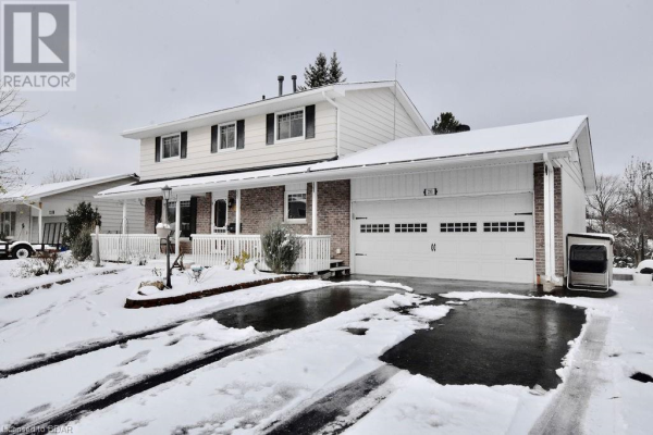 233 DODSON Road, Barrie