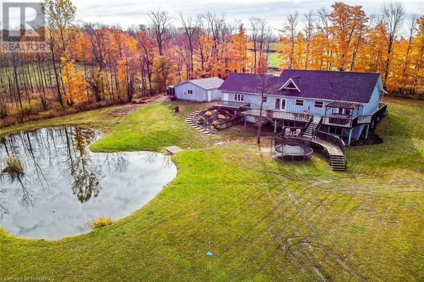 240041 CONCESSION 3 ., Keppel Twp