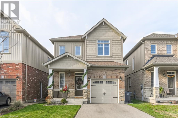 211 SUMMIT RIDGE Drive, Guelph