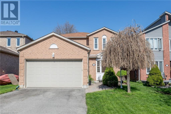 8 CARRUTHERS Crescent, Barrie
