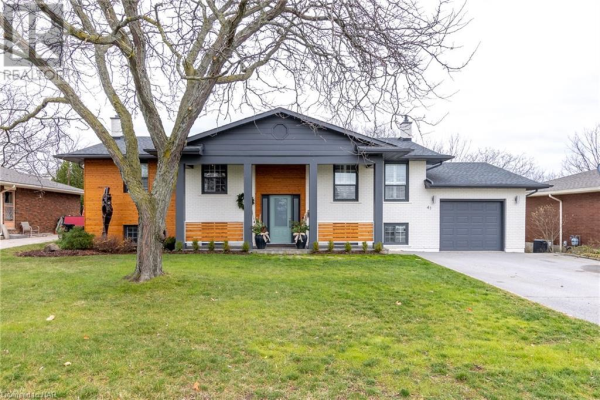 41 RIVERVIEW Boulevard, St. Catharines