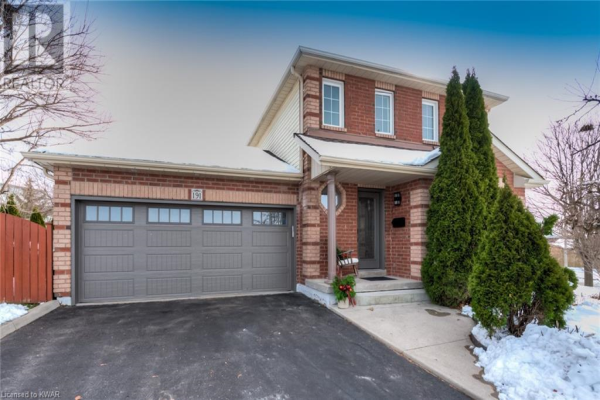 191 STIRLING MACGREGOR Drive, Cambridge