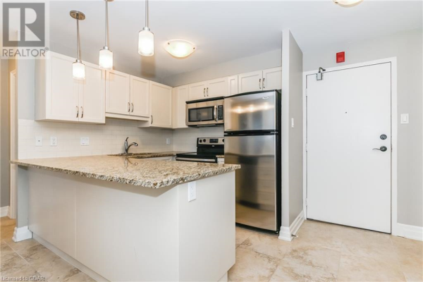 55 YARMOUTH Street Unit# 509, Guelph