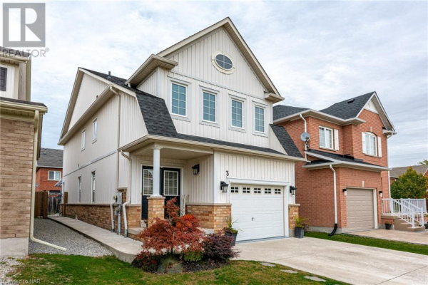 3 ALEX GRANT Place, St. Catharines