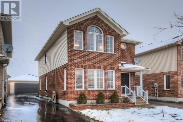 657 WINDFLOWER Crescent, Kitchener