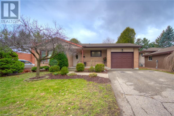 46 BLACK WALNUT Drive, Kitchener