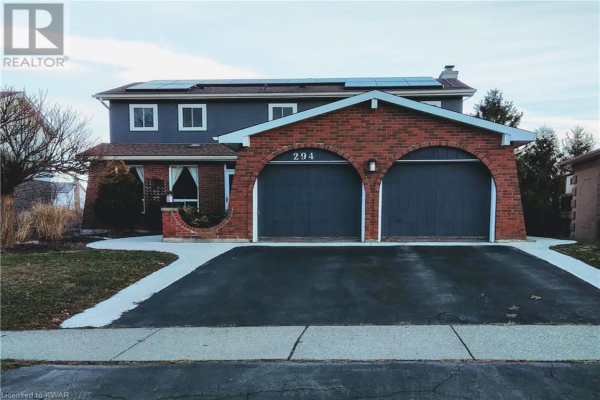 294 WESTHEIGHTS Drive, Kitchener