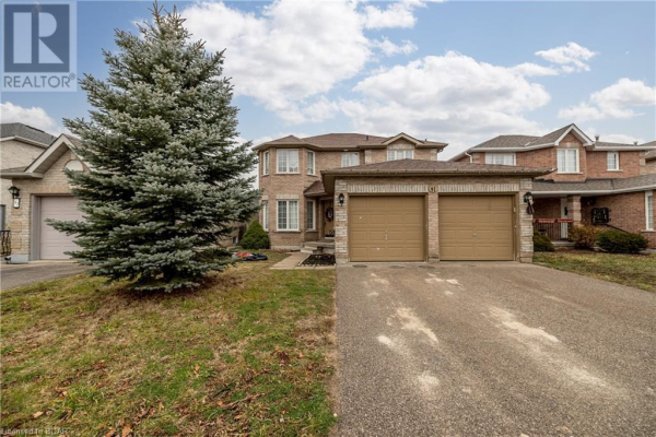 41 LANG Drive, Barrie
