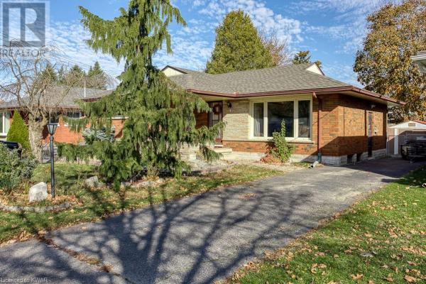 344 VANIER Drive, Kitchener