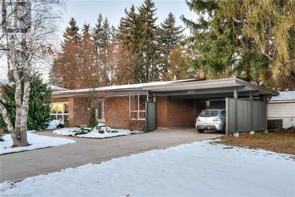 322 RIVER Road E, Kitchener
