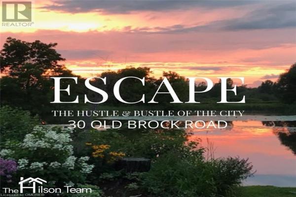 30 OLD BROCK Road, Aberfoyle