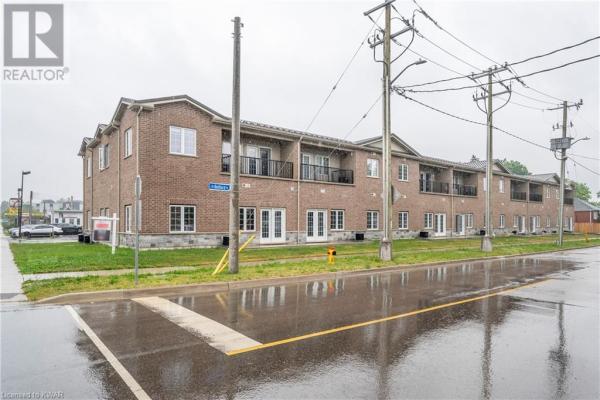 161 OTTAWA Street S Unit# 102, Kitchener