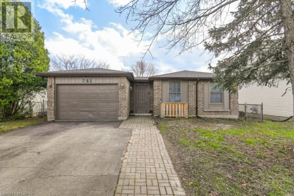 753 SCOTTSDALE Drive, Guelph