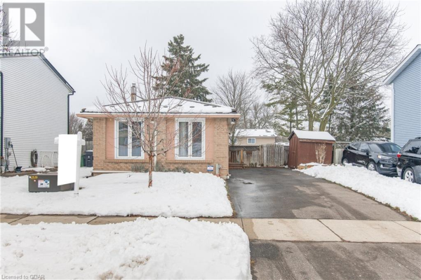 506 WHITELAW Road, Guelph