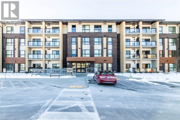 25 KAY Crescent Unit# 207, Guelph