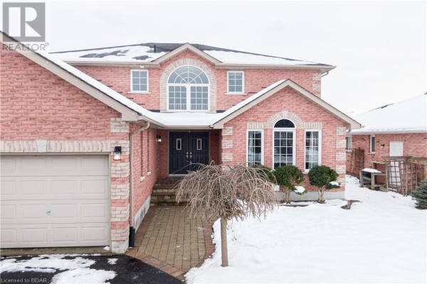 100 KNUPP Road, Barrie