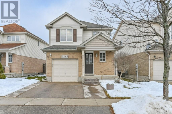 510 COMMONWEALTH Crescent, Kitchener