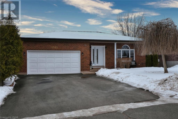 2512 IDYLLWOOD Crescent, Peterborough