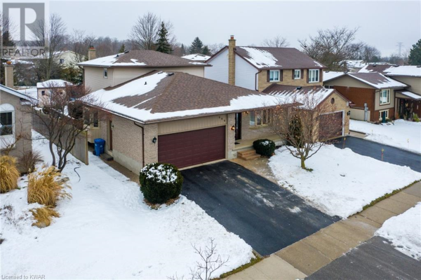 599 WESTHEIGHTS Drive, Kitchener