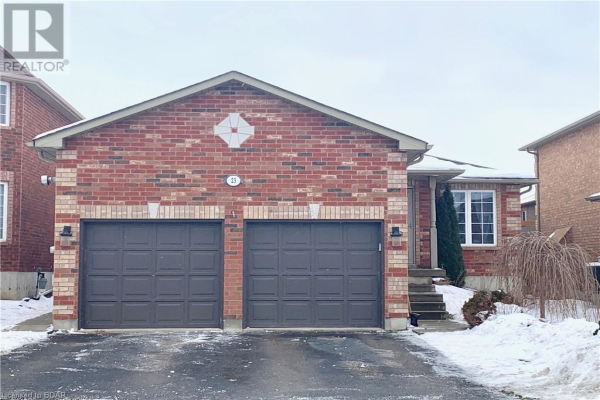 23 FENCHURCH Manor, Barrie