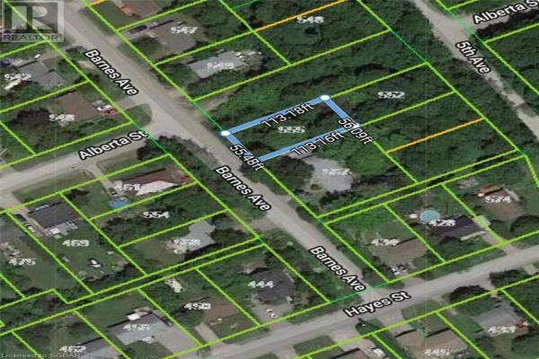 555 BARNES Avenue, Port McNicoll