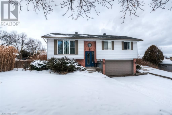 118 BLACKWELL Drive, Kitchener